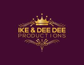 #150 cho Logo design for: Ike & Dee Dee Productions bởi CreativeRashed