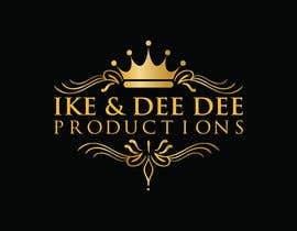 #153 cho Logo design for: Ike & Dee Dee Productions bởi CreativeRashed