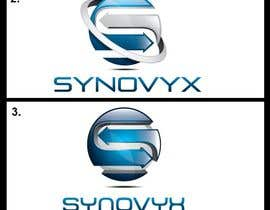 #570 untuk Design a Logo for our new company name: Synovyx oleh PappuTechsoft