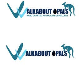 #4 for A Logo for my new brand 'Walkabout Opals' by lija835416