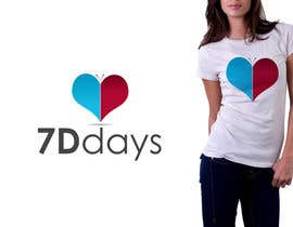 #605 para Logo Design for 7Ddays por csdesign78