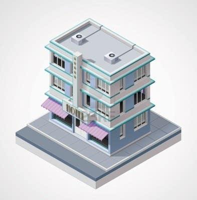 Inscrição nº                                         10                                      do Concurso para                                         Unity 3D Low Poly Building Contest (First step of a large project)