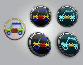 #266 untuk Icon or Button Design for For clients who are buying our batteries from us by order by computer oleh neomia