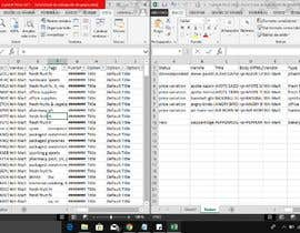 #8 for reorganize excel spreadsheet for online store by vecadi