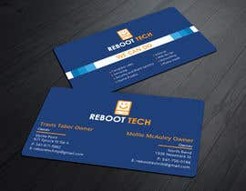 #17 for Design some Business Cards by rumon078