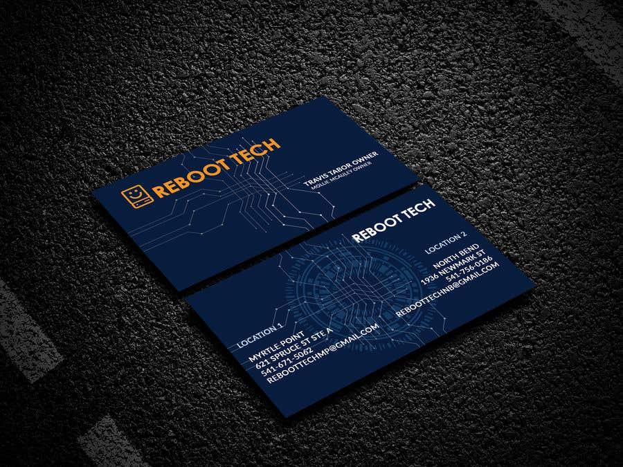 Penyertaan Peraduan #26 untuk Design some Business Cards