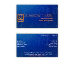 #10 untuk Design some Business Cards oleh monirhoossen