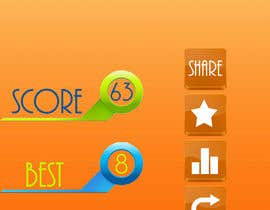 #6 untuk Design a game UI oleh waelsaad79