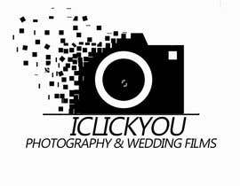 #93 cho Need a logo designed for my brand ICLICKYOU , photography and wedding films we are specialized bởi dcarolinahv