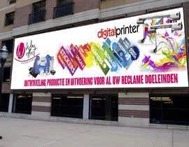 #10 for Create a banner for Printing Company af khaledalmanse