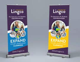 #2 for I need a 33.5x79 Telescoping Banner for a Tradeshow by SmartBlackRose