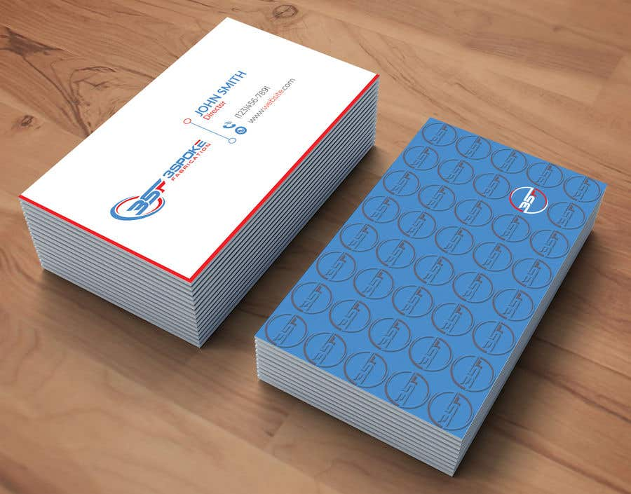 Penyertaan Peraduan #293 untuk Design some Business Cards Not the standard boring cards, looking for something stylish and origial.