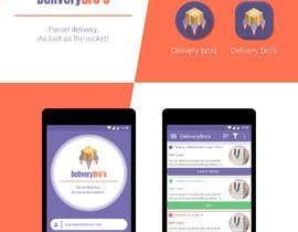 Nro 11 kilpailuun Design an App Mockup käyttäjältä acidonexAcidOnex