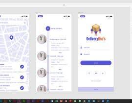 Nro 17 kilpailuun Design an App Mockup käyttäjältä acidonexAcidOnex