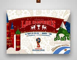#11 cho Russia 2018 Worldcup - Restaurant Placemat bởi lauriitadesign