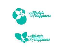 #15 for Mylifestylemyhappiness.com Logo & Wordpress design af crmeye