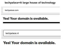 #150 , Come up with a professional domain name (.COM and .NL) for an IT company 来自 designerbd18