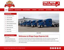 #21 cho Build a Website for Transport Logistics bởi gravitygraphics7