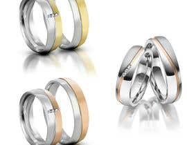 Nro 58 kilpailuun Retouching / Illustrate Wedding Rings  (LONG TERM WORKSHIP up to 13$ per Image) käyttäjältä crmeye