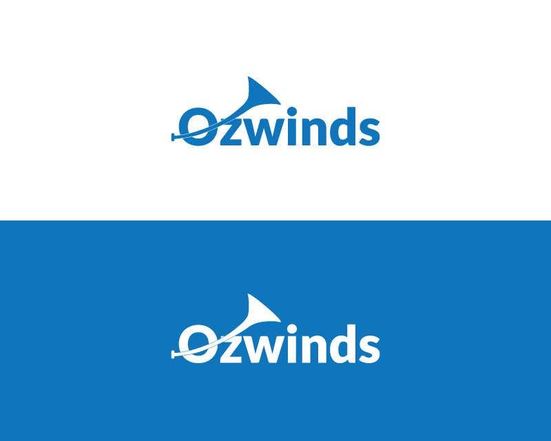 Konkurrenceindlæg #278 for New logo Design for Ozwinds