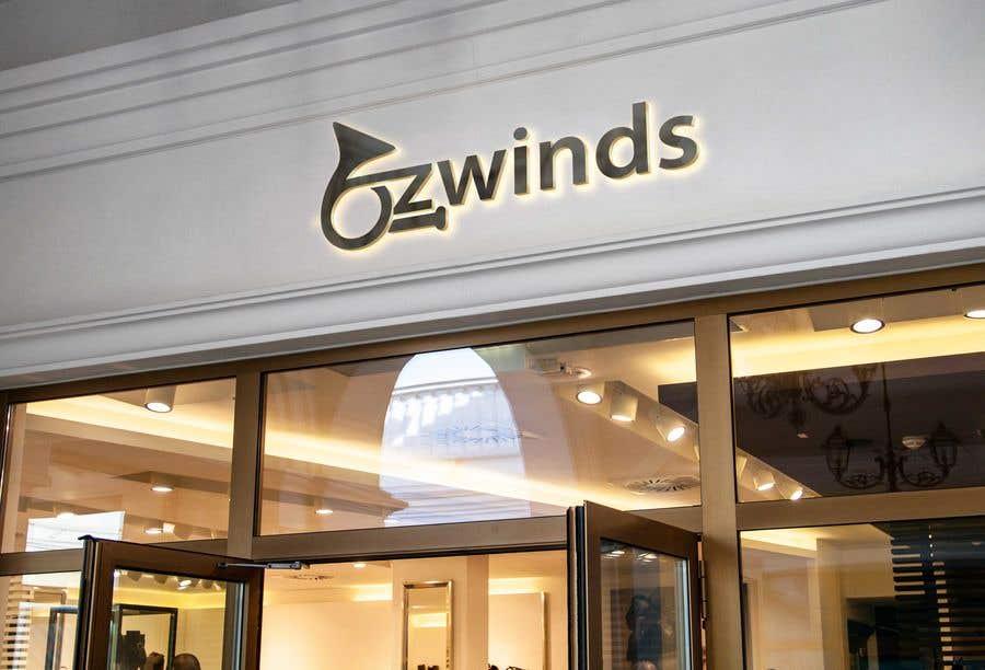 Konkurrenceindlæg #264 for New logo Design for Ozwinds