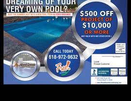 nº 16 pour Design an Advertisement for Pools par savitamane212