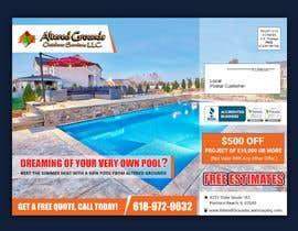 nº 22 pour Design an Advertisement for Pools par anantomamun90