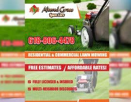 #45 for Design an Advertisement for lawn mowing af anantomamun90
