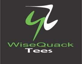 #159 for Wisequacktees.com Logo by ankitsaini3
