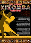Graphic Design for Kizomba-aarhus.dk için Graphic Design22 No.lu Yarışma Girdisi