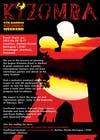Graphic Design for Kizomba-aarhus.dk için Graphic Design12 No.lu Yarışma Girdisi