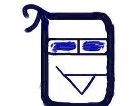#12 untuk Design a sketch Logo like my drawing oleh islam10it