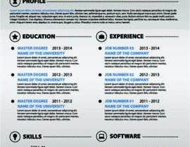 nº 13 pour Make my resume awesome to get me a job par punkdsoul
