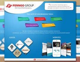 #6 untuk Half Page advertisement for Penngo Group oleh sabbir911