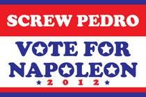 Graphic Design Zgłoszenie na Konkurs #1247 do konkursu o nazwie US Presidential Campaign Logo Design Contest