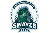Graphic Design Kilpailutyö #2806 kilpailuun US Presidential Campaign Logo Design Contest