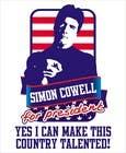 Graphic Design Kilpailutyö #3467 kilpailuun US Presidential Campaign Logo Design Contest