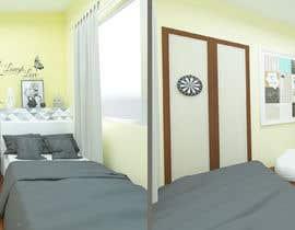#18 for Unisex children's bedroom design x 2 af nashw