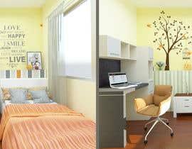 #19 for Unisex children's bedroom design x 2 af nashw