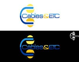 nº 190 pour Logo Design for Cables & ETC par malakark