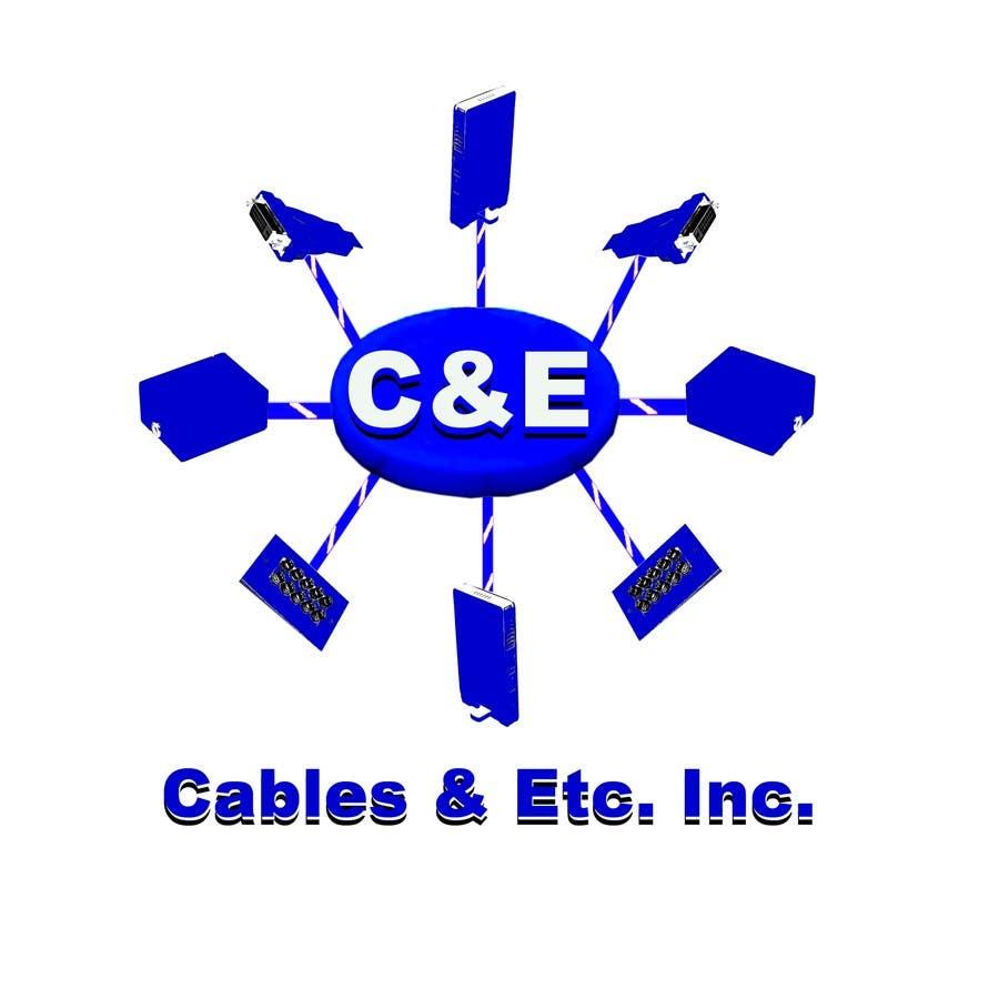 Konkurrenceindlæg #136 for Logo Design for Cables & ETC