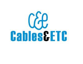 nº 207 pour Logo Design for Cables & ETC par marufmrb