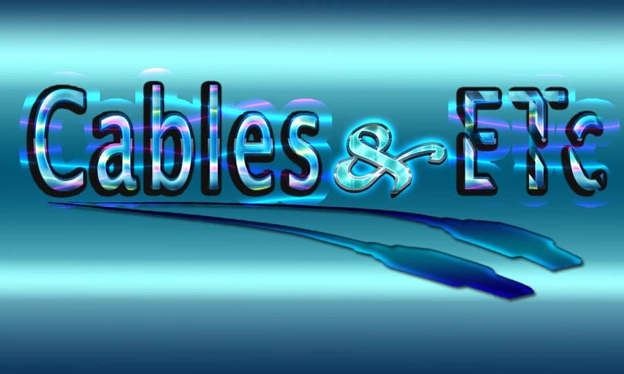 Konkurrenceindlæg #137 for Logo Design for Cables & ETC