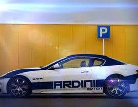 #30 cho Design an Advertisement for a Car Painting bởi elgu