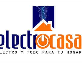#194 para Corporate Identity for electrocasa. de FERNANDOX1977