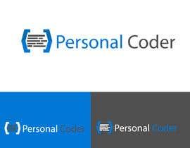 #111 para Diseñar un logotipo para nuevo servicio llamado Personal Coder. de arazyak