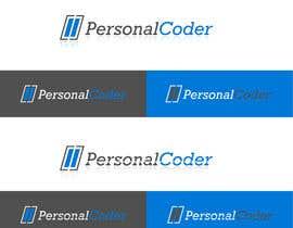 #108 para Diseñar un logotipo para nuevo servicio llamado Personal Coder. de rusbelyscastillo
