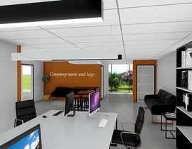 Nro 6 kilpailuun Architecture Design: Business Office käyttäjältä creatiVerksted