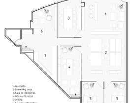 Nro 8 kilpailuun Architecture Design: Business Office käyttäjältä duiliomarcial