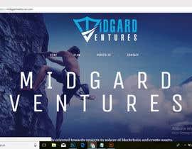 #63 для Create the logo for Midgard Ventures/Midgard Research от KUZIman